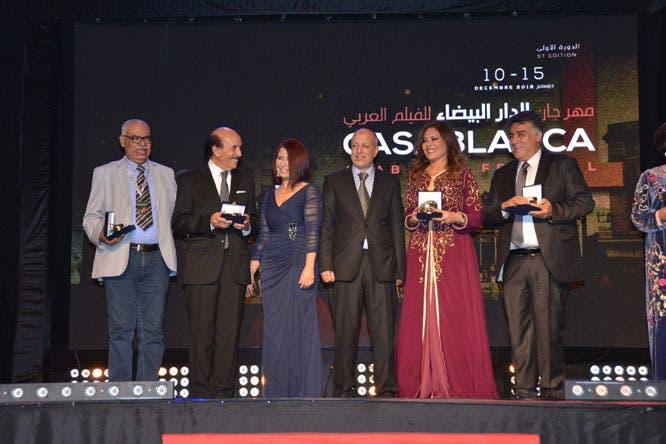 """Photo of """"تراب الماس"""" يحصد الجائزة الكبرى لمهرجان الدار البيضاء للفيلم العربي"""