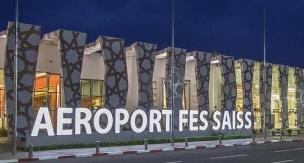 Photo of مطار فاس-سايس يسجل ارتفاعا في حركة النقل الجوي