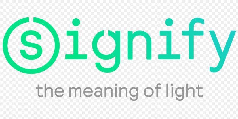 """Photo of """"فيليبس للإضاءة"""" تصبح """"Signify"""" وتؤكد ريادتها في الإضاءة"""