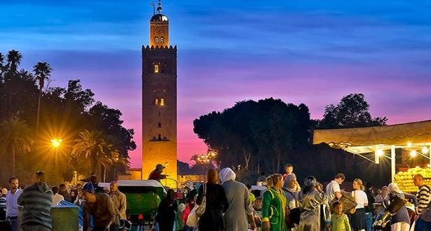 Photo of مراكش.. ارتفاع عدد ليالي المبيت بالفنادق المصنفة