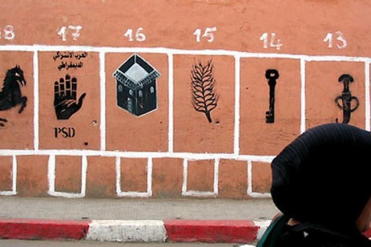 Photo of انفراج محنة المغرب مع الخردة السياسية بإلغاء قانون الأحزاب المخزنية