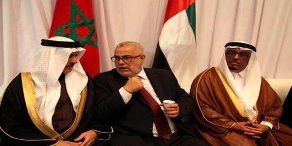 Photo of بنكيران يقود حرب بالوكالة ضد الامارات لصالح قطر