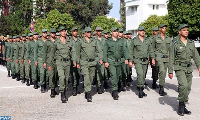 Photo of بـرلمانية تكشف تفاصيل أول فوج للتجنيد الإجباري في المغرب