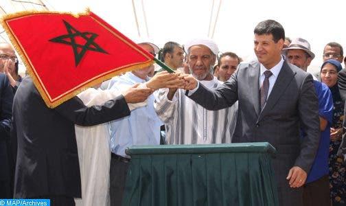 Photo of جرادة.. تدشين وإعطاء الانطلاقة لمجموعة من المشاريع التنموية