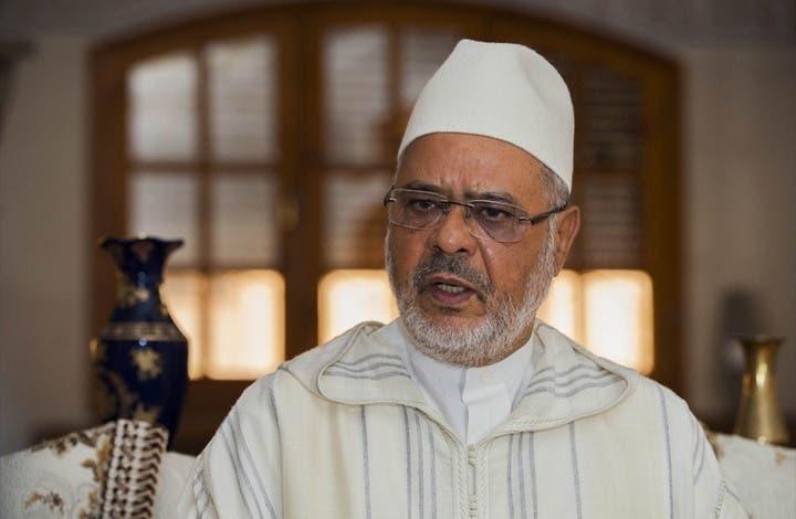 """Photo of الريسوني :"""" علماء الدين بحاجة الى صابون لتنظيف حالهم وهيئتهم """""""