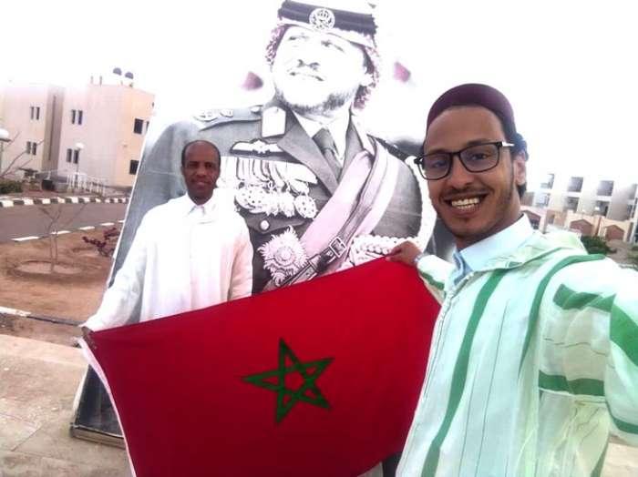 Photo of منشط ثقافي من الرشيدية يفوز بجائزة أفضل مبادرة عربية جمعوية  بالأردن