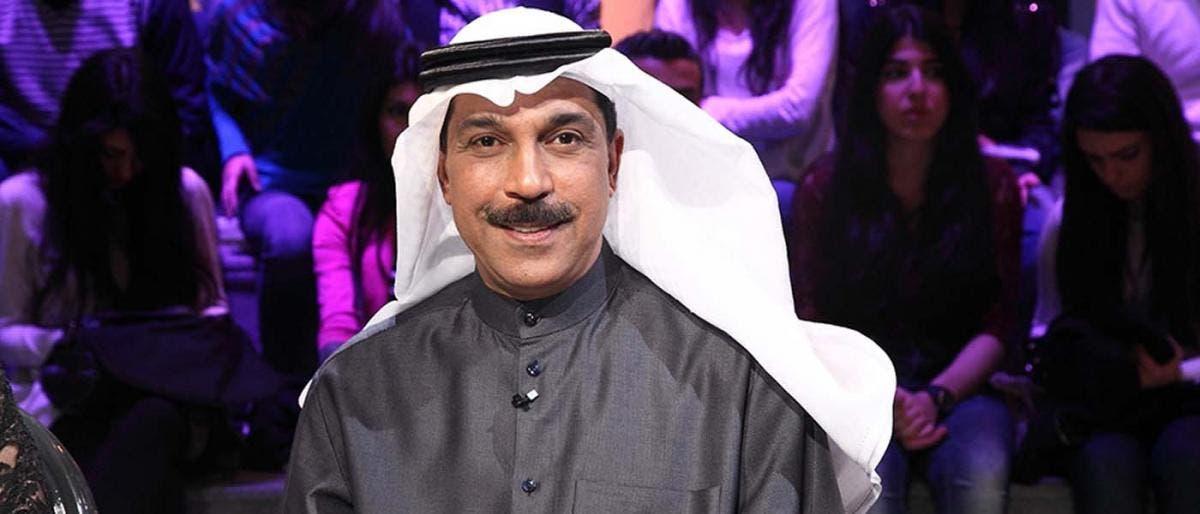 Photo of بالفيديو.. لحظة سقوط الفنان عبد الله الرويشد على المسرح