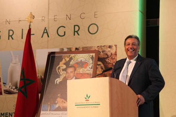 Photo of مجموعة القرض الفلاحي للمغرب تنال جائزة التميز الرقمي للمصارف العربية