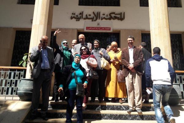 Photo of قـضاء الرباط يمدد فترة التأمل في محاكمة 4 صحافيين وبرلماني