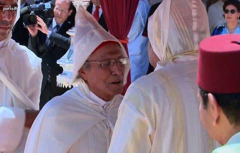 """Photo of الملك يعزي أسرة عزيز موهوب: """"فقدنا أحد رواد الفن المسرحي والسينمائي في المغرب"""""""