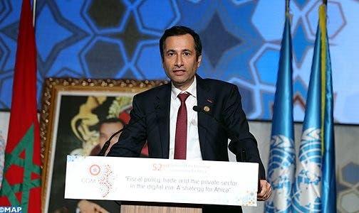 Photo of بنشعبون: المساهمة في بناء إفريقيا الغد يعتبر أولوية استراتيجية بالنسبة للمغرب