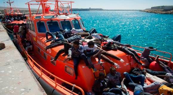"Photo of منظمة غير حكومية تسجل بروز ""سوق مربحة لهجرة قاتلة"" في المغرب"