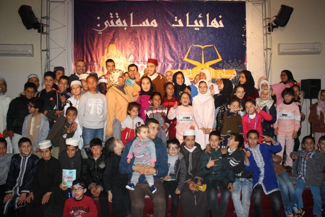Photo of نادي كن إيجابيا ينظم مسابقتين في التجويد والآذان بوجدة
