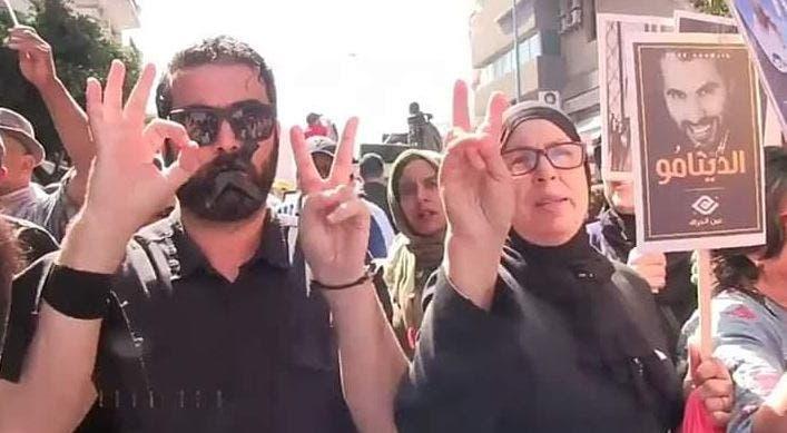 """جمعية تدين الأحكام الصادرة في حق معتقلي الريف والصحفي المهداوي وتعتبرها """"أحكاما ظالمة"""""""