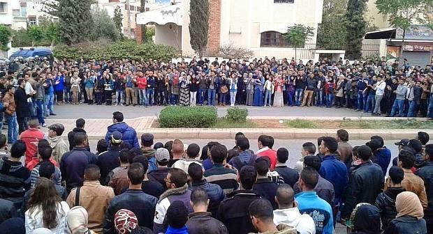 Photo of وزارة التربية الوطنية تدخل على خط مراسلات تنظيم تظاهرات داخل الحرم الجامعي