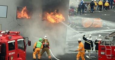 Photo of القنصلية المغربية : إصابة 3 مغاربة بحريق مبنى ايبيزا