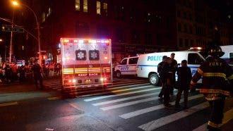 6 قتلى بينهم 4 أطفال في حريق في نيويورك