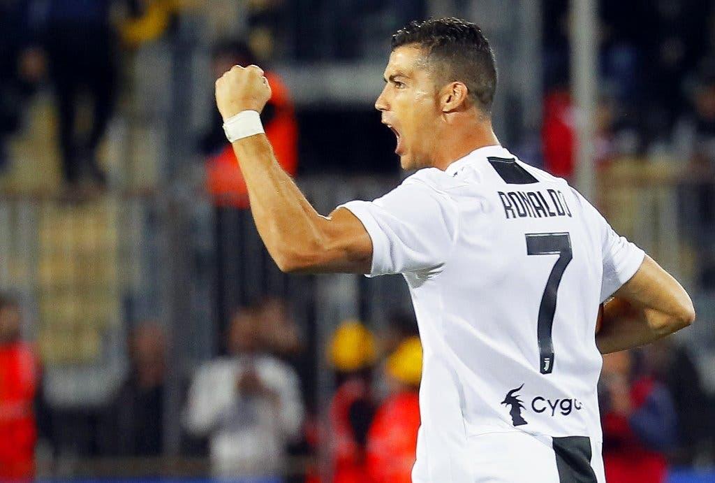 يوفنتوس ضد تورينو.. رونالدو ينقذ اليوفى من الهزيمة بهدف متأخر