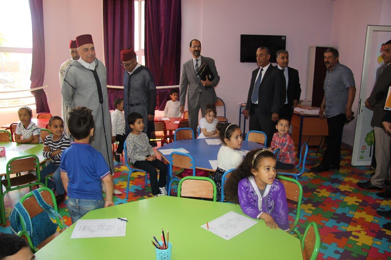 Photo of انطلاقة برنامج التعليم الأولي المدعم ببرشيد