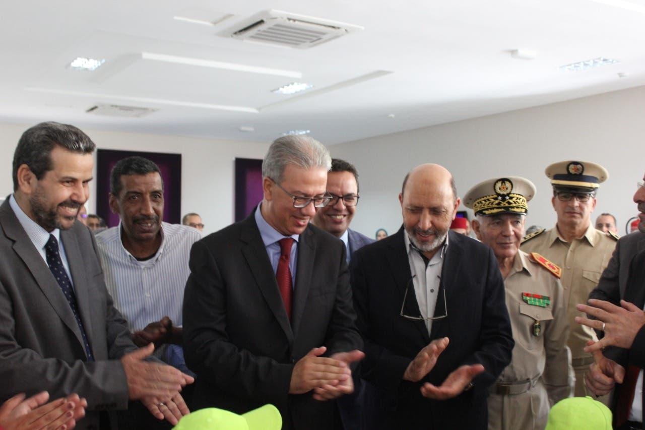 Photo of افتتاح المشروع النموذجي لخزانة القرب بالنخيل لترسيخ ثقافة الكتاب في أوساط الأطفال والشباب
