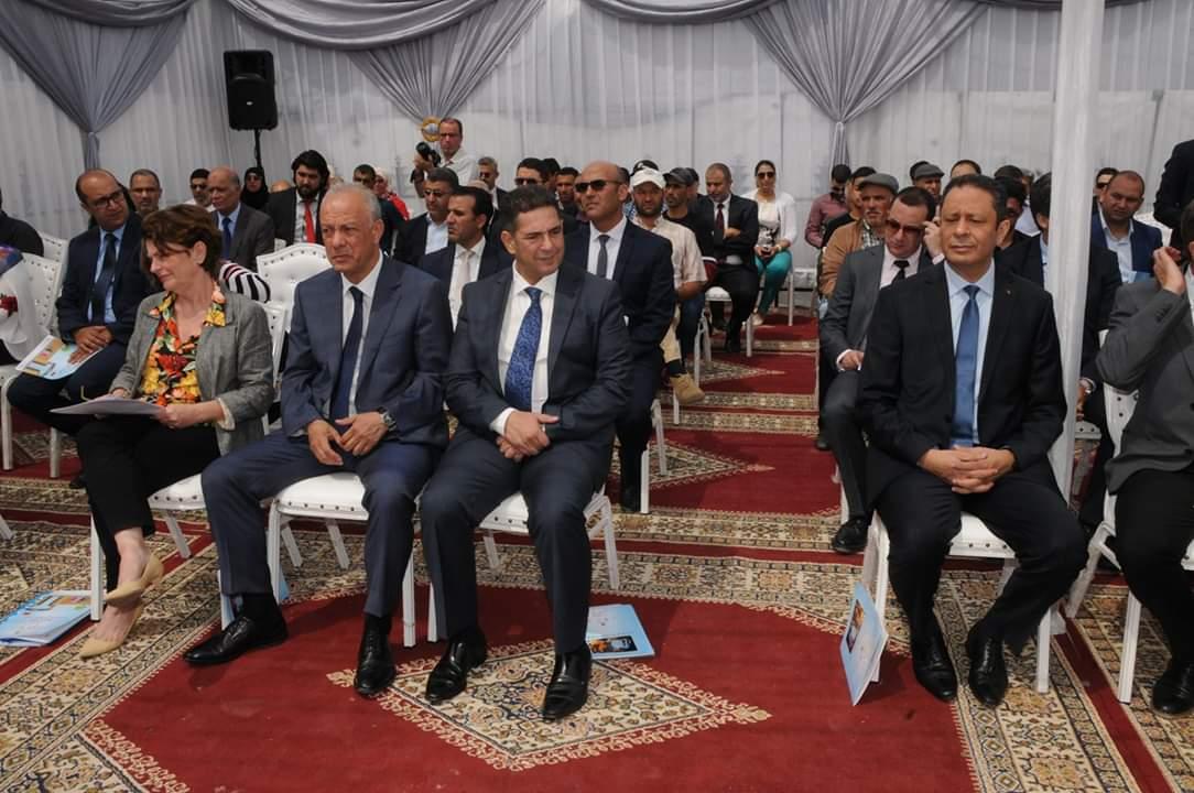 """Photo of أمزازي يعطي الانطلاقة الرسمية لعملية """"من الطفل إلى الطفل"""""""