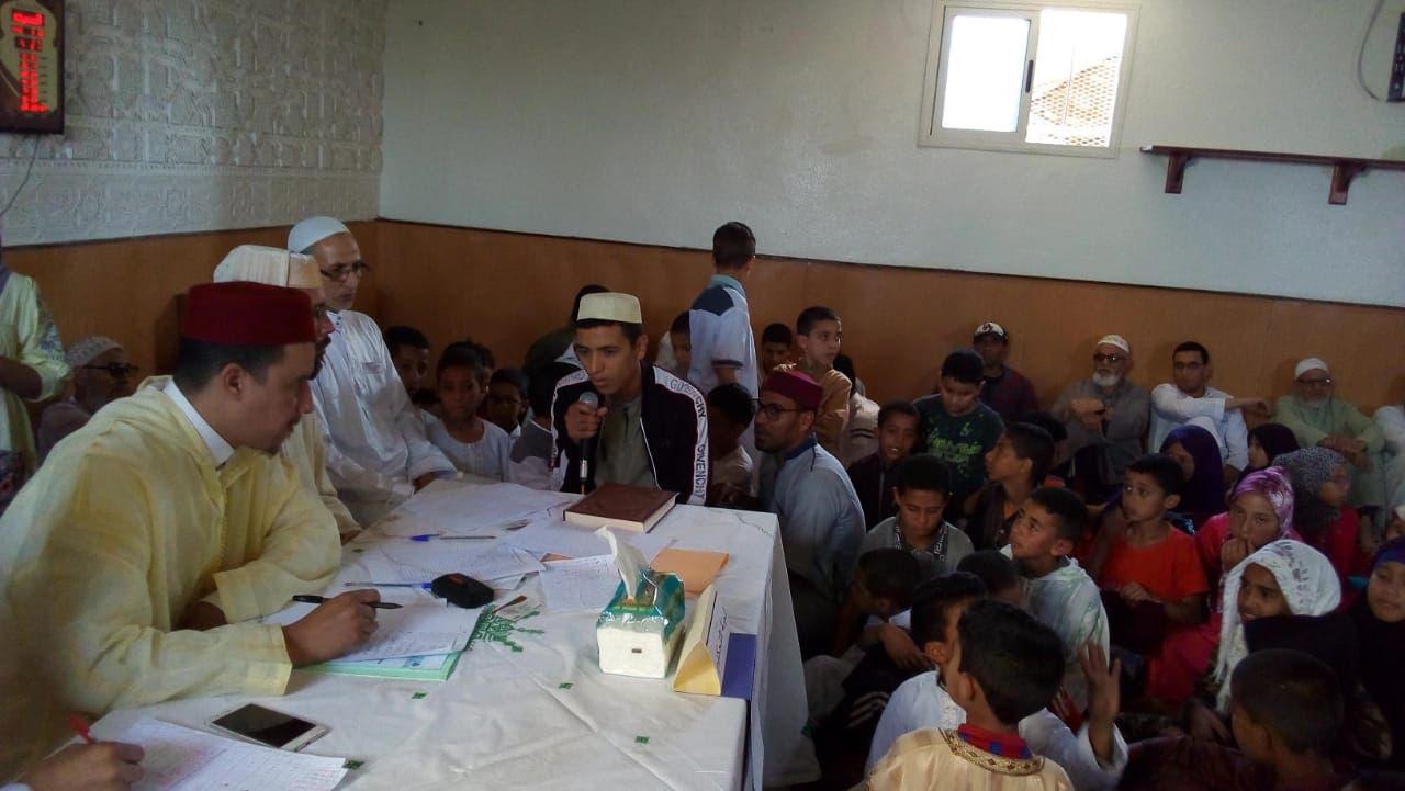 Photo of جمعية أكدال تنظم مسابقة في تجويد القرآن لأزيد من 80 طفلا