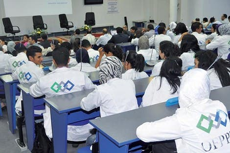 Photo of أمزازي: سيتم إحداث جيل جديد من مراكز التكوين المهني