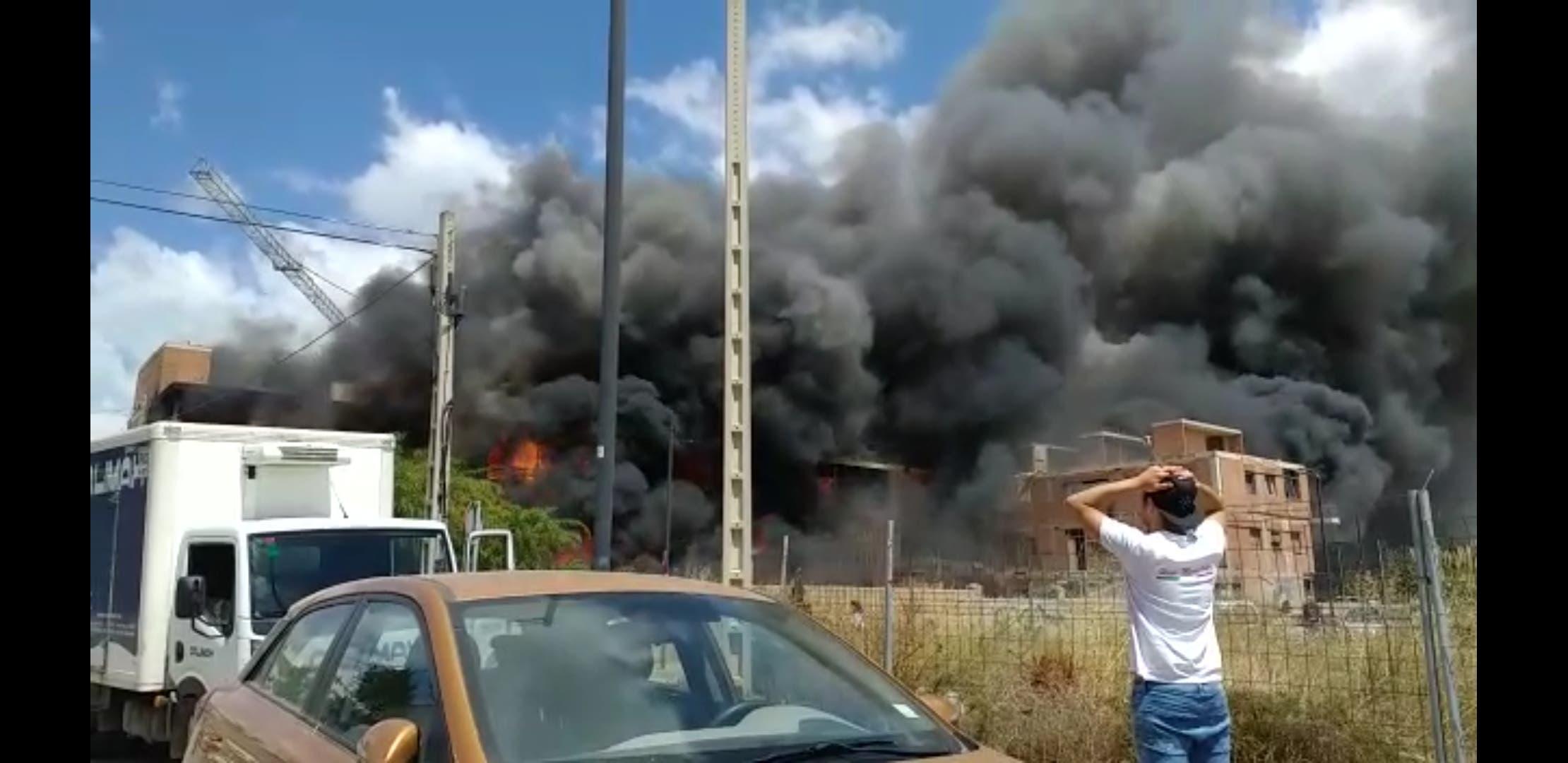 Photo of إيبيزا: حريق مهول في عمارة سكنية يقطنها أزيد من 80 مهاجرا مغربيا