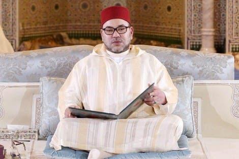 أمير المؤمنين يترأس الدرس الأول من سلسلة الدروس الحسنية الرمضانية