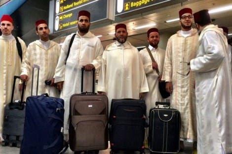 Photo of المغرب يرسل 422 إماما إلى أوروبا للإرشاد الديني خلال رمضان