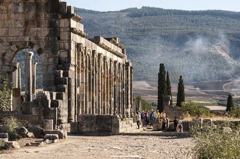 Photo of خلال 4 أشهر.. أزيد من مليون زائر للمواقع التراثية بالمغرب