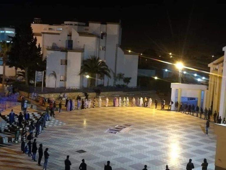 طلبة انفصاليون بجامعة ابن زهر يتآمرون على المغرب ووحدته الترابية بقلب بأكادير