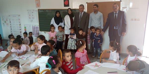 Photo of تارودانت: زيارة تفقدية مفاجئة لعامل الإقليم لعدد من وحدات التعليم الأولي