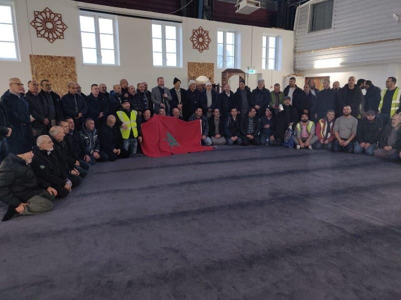 Photo of مؤسسة الامام مالك بالدنمارك تدشن إصلاح المسجد وتقطع الطريق على تمويلات خارجية