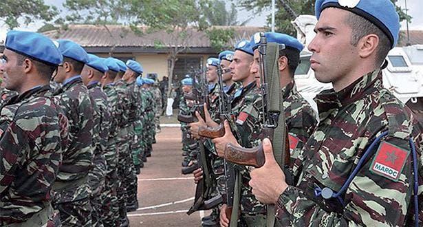 Photo of الأمم المتحدة توشح التجريدة المغربية في الكونغو الديمقراطية
