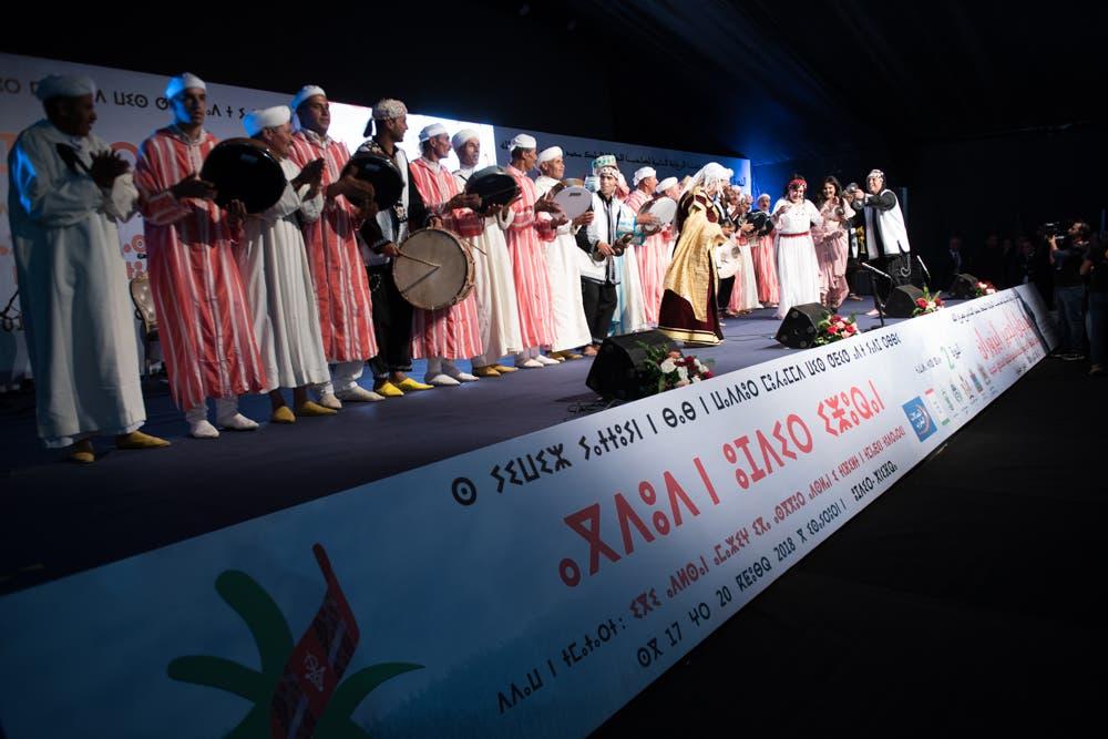 Photo of نجاة اعتابو نجمة النسخة الثالثة من مهرجان أجذير إيزوران