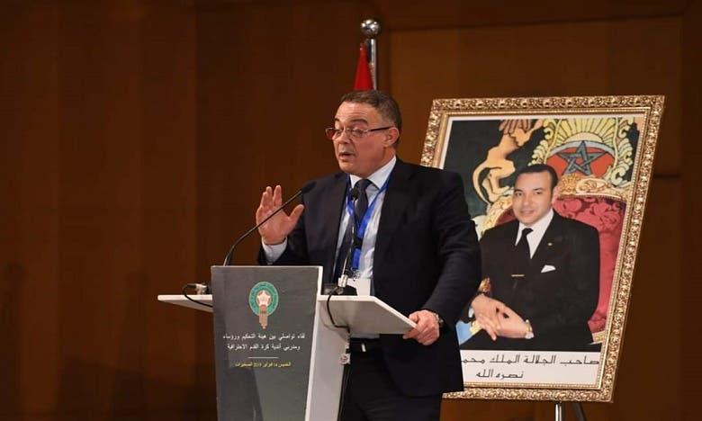 Photo of فوزي لقجع يضع النقاط على الحروف في لقاء المكاشفة
