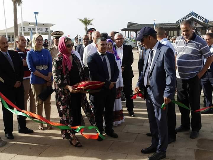 Photo of السعيدية.. إفتتاح الدورة 11 من المعرض الجهوي للكتاب