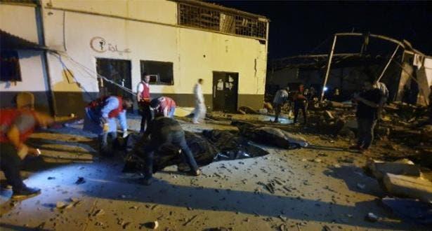 Photo of ارتفاع عدد المغاربة المصابين في قصف مركز للهجرة غير النظامية بليبيا