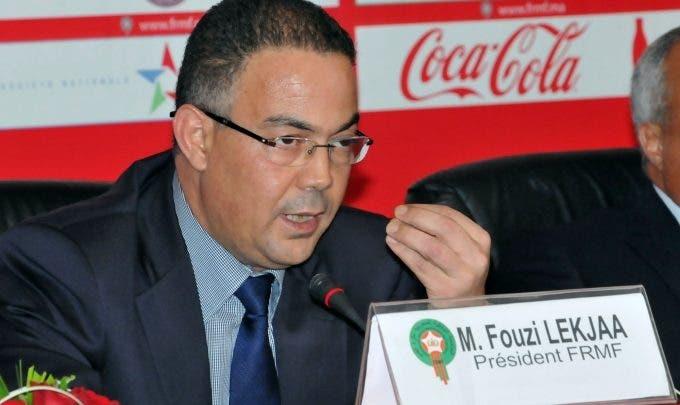 Photo of لقجع : بعد الرد على رئيس الزمالك سيأتي الوقت للرد على التونسيين