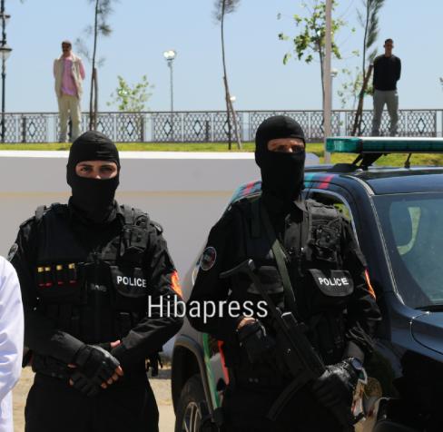 Photo of الشرطة القضائية تُشهر أسلحتها لتوقيف مجرم خطير بتيفلت