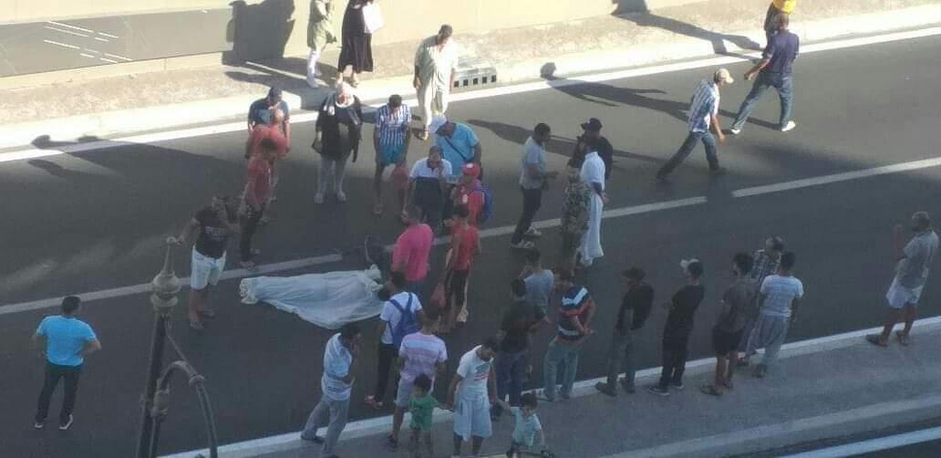 Photo of مصرع شخص صدمته سيارة بممر تحت أرضي بطنجة