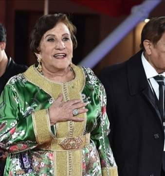 Photo of الموت يغيب سيدة التلفزيون المغربي الفنانة امينة رشيد