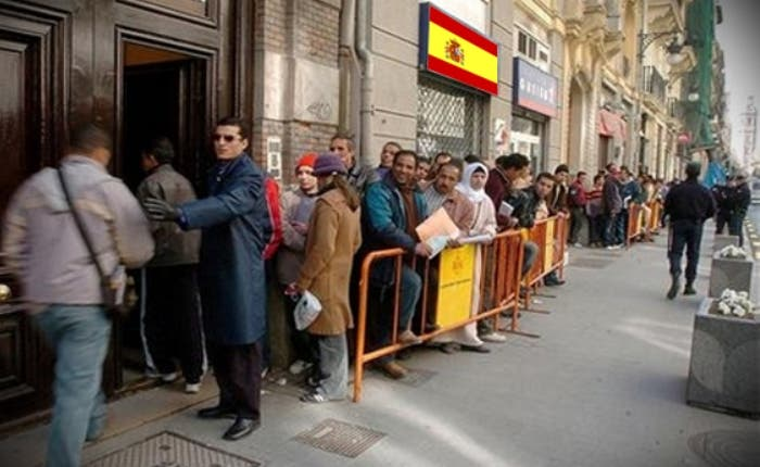 Photo of المغاربة يتصدرون لائحة المنخرطين في الضمان الاجتماعي باسبانيا