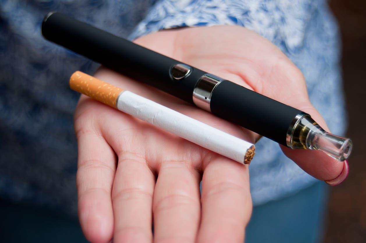 Photo of تسجيل اول حالة وفاة بسبب السجائر الالكترونية