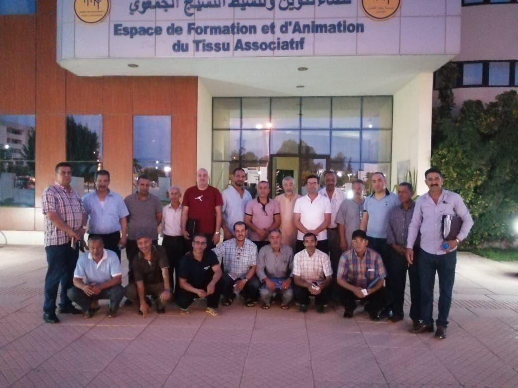 Photo of وجدة.. الجمعيات التجارية والمهنية تطالب السلطات بالوفاء بإلتزاماتها