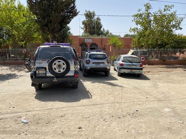 Photo of درك الرحامنة يحيل مجموعة من تجار المخدرات على ابتدائية بنكرير