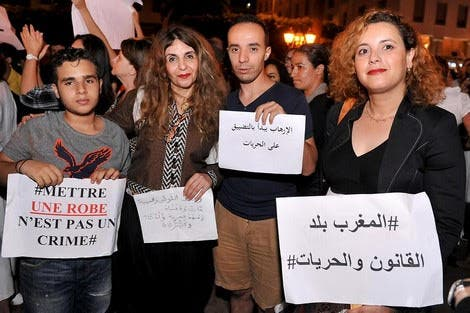 Photo of لزرق يكتب : معركة الحريات الفردية المؤجلة