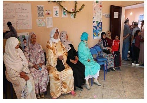Photo of حملة طبية تستهدف مرضى بإقليم الحاجب