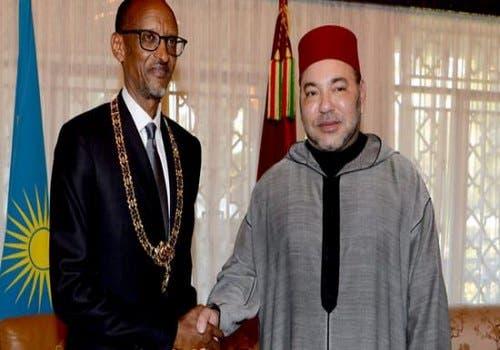 Photo of الرئيس الرواندي بول كاغامي يحل بالمغرب